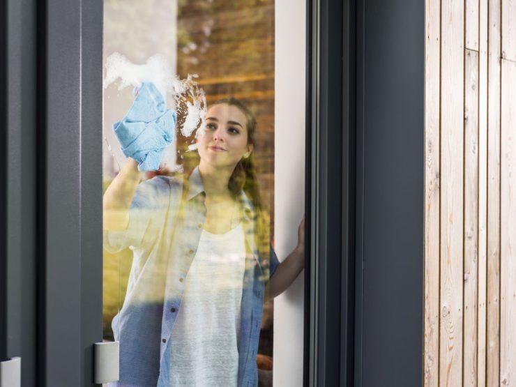 Jak správně umýt okna?
